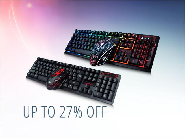 CORN Keyboards & Mice — from $22.99 shipped