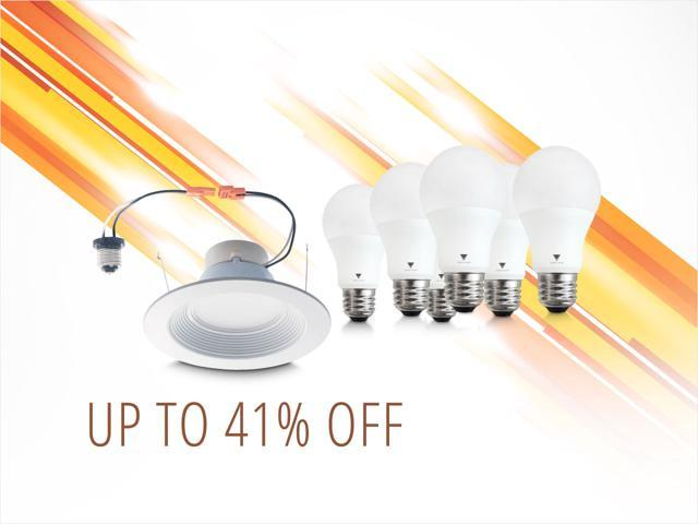 LED Light Bulbs for Home — from $7.99 shipped