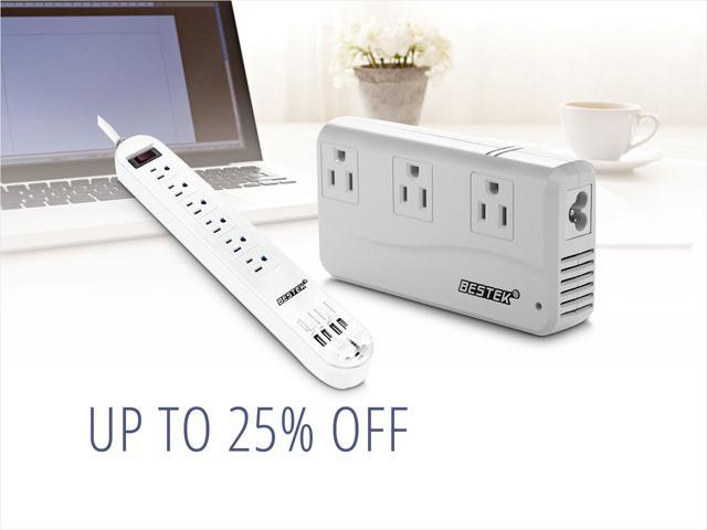 Outlet Strips With USB — from just $14.99 shipped