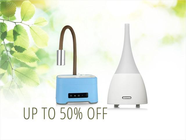 ZAQ Aroma Diffusers — from $19.99 shipped