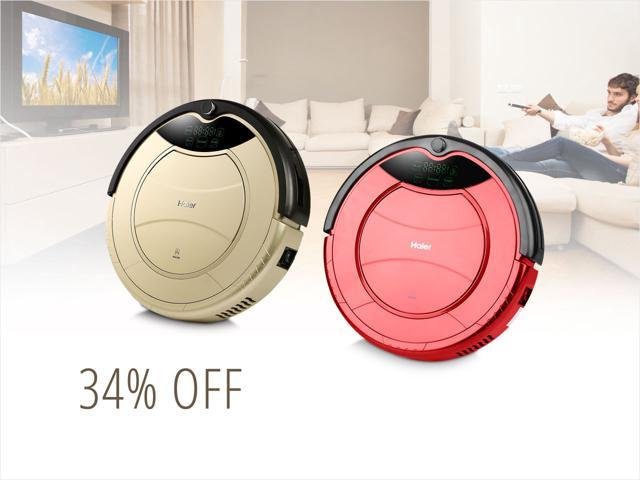 Haier Vacuum Robots — only $117.99 shipped