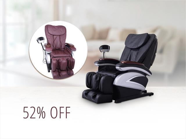 BestMassage Shiatsu Chairs — only $589.99 shipped