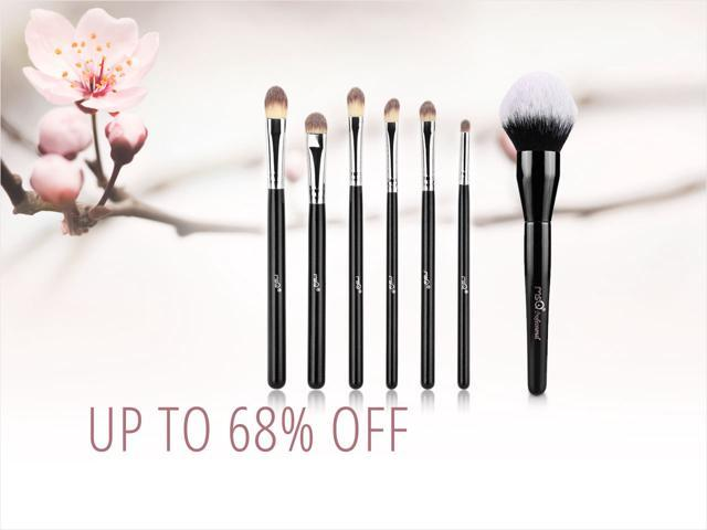 Pro-Style Makeup Brushes — from just $5.49 shipped