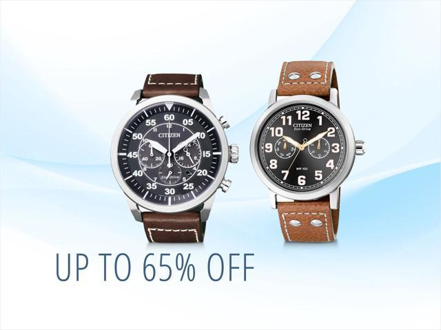 Citizen Men's Watches — from $133.99 shipped