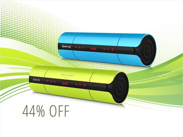 Luom Bluetooth Speakers — only $27.99 shipped