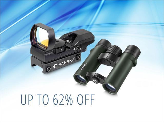 Barska Binoculars & More — from $49.99 shipped