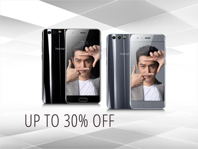Huawei Honor 9 Smartphones - from $366.99 Shipped