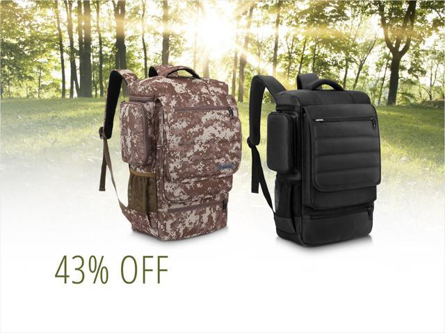 SOCKO Laptop Backpacks - $39.99 Shipped