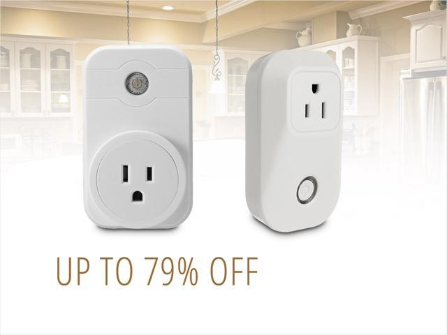 Smart Sockets - from $13.28 Shipped