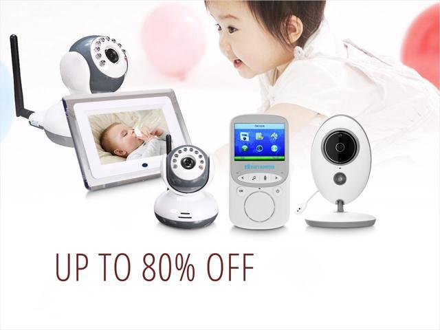 Baby Monitors - from $48.99 Shipped
