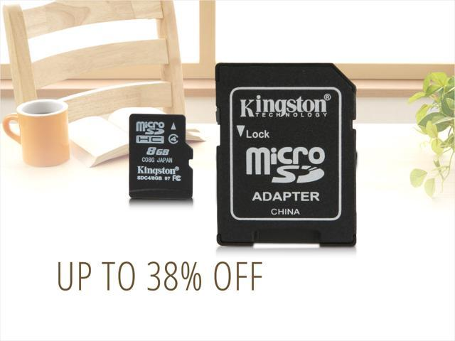 Memory Card Sale - from $7.99 Shipped