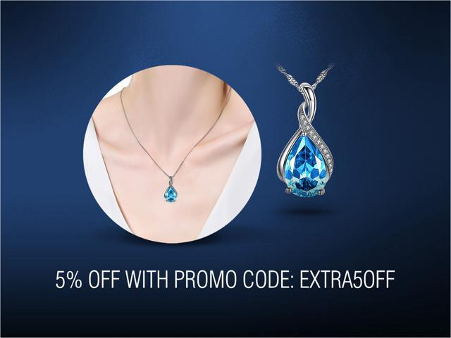 Mabella Pendants — $33.24 After Promo Code: EXTRA5OFF