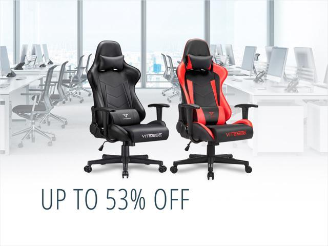Vitesse Gaming Office Chairs — Only $102.99 Shipped
