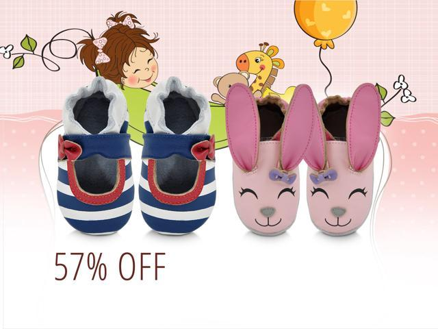 Baby Soft Sole Shoes - $12.99 Shipped