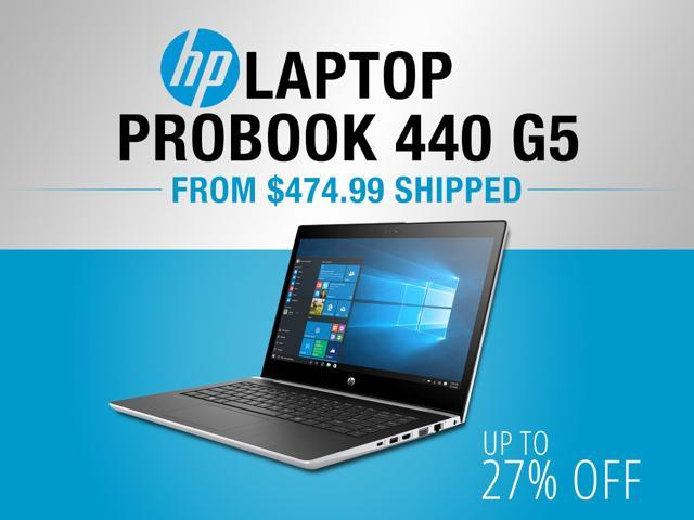 HP Laptop ProBook 440 G5 - From $474.99 Shipped