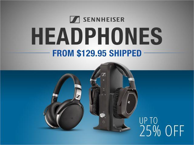 Sennheiser Gaming Headsets - From $129.95 Shipped