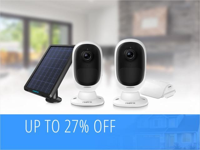 Reolink Argus 2 Security Cameras - From $94.99 Shipped + $10 Promo Gift Card