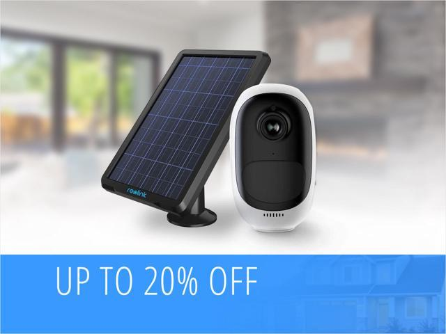 Reolink Security Cameras - From $79.99 Shipped  + $5 Promo Gift Card