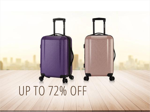 Kensie Luggage - from $42.00 Shipped