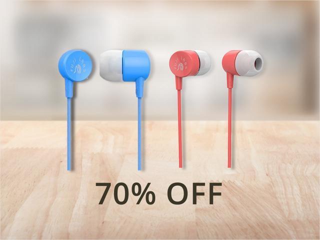 Fuji Labs Sonique SQ101 Heardphones - $8.99 Shipped