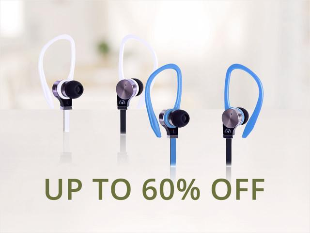 Fuji Labs Sonique SQ306 In-Ear Headphones - $19.99 Shipped
