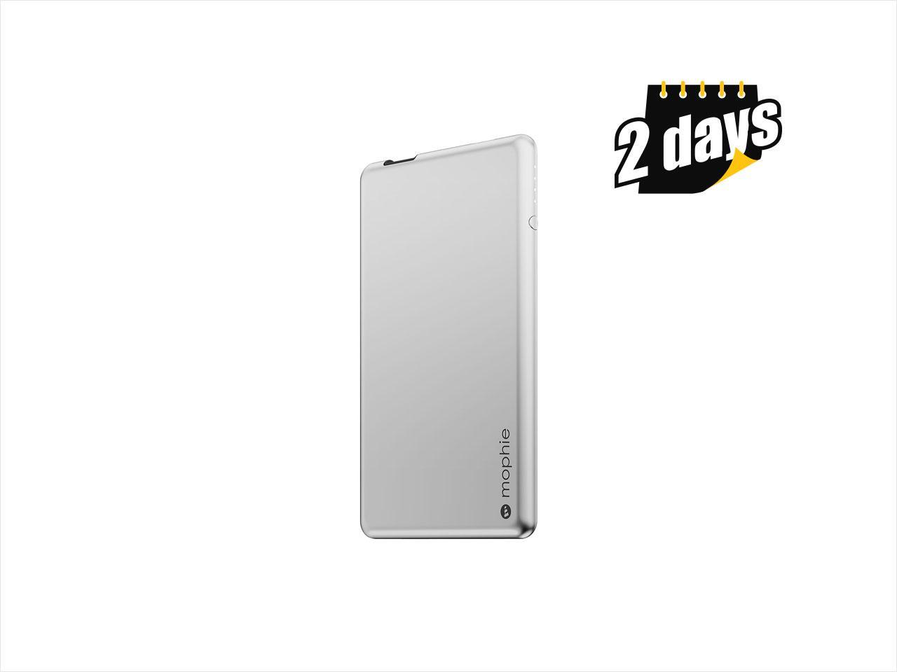 on sale 1dd67 564d4 Refurbished: mophie Powerstation 4K (4,000 mAh) 3301B - Aluminum ...