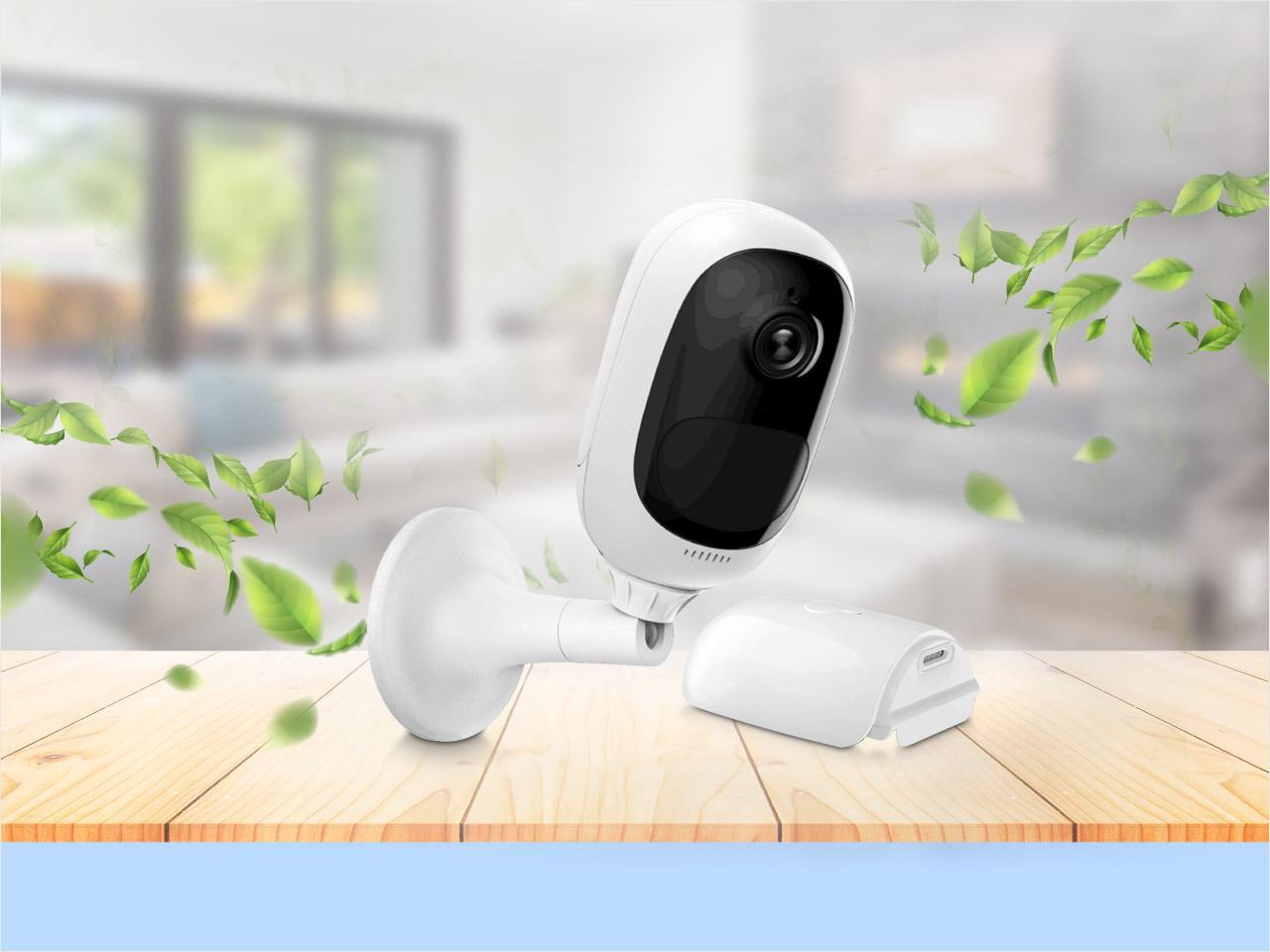 Reolink Argus Pro WiFi IP Camera Battery Powered with 1080P Full HD Night Vision, Cloud, Pre-record