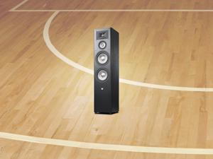 Refurbished: JBL Studio 290 3-Way Floorstanding Speaker - Each (Black)