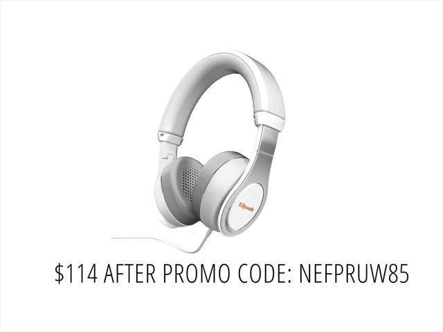 Klipsch Reference On-Ear II Headphones (White)