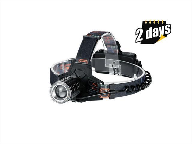 YAGE YG-608C HeadLamp USB LED Head lamp Forehead Flashlight Head Light Led Lintern Fishing Lanterna Six Modes for 18650 Battery