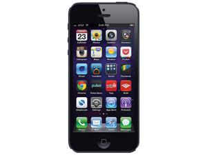 Apple iPhone 5 Black Dual-Core 1.3GHz 16GB Unlocked Cell Phone