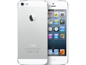 Apple iPhone 5 White Dual-Core 1.3GHz 16GB Unlocked Cell Phone