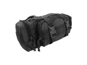 Every Day Carry TC15 Nylon Deployment Bag w/ Molle Straps - Black