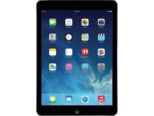 Refurbished: Apple iPad Air 1st Gen MD785LL/A Space Gray 16 GB WiFi