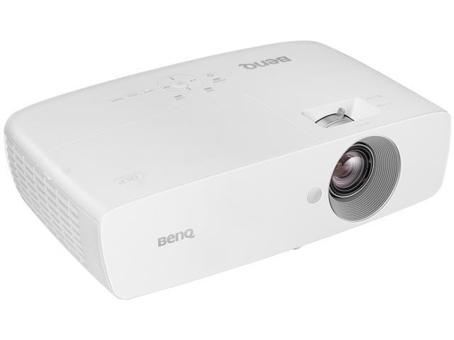 """BenQ HT1070 1080P Sports Games Home Entertainment Projector, 2000 ANSI Lumens, 10000:1 Contrast Ratio, 30""""-300"""" Image Size, HDMI, USB, Built-in Speaker"""