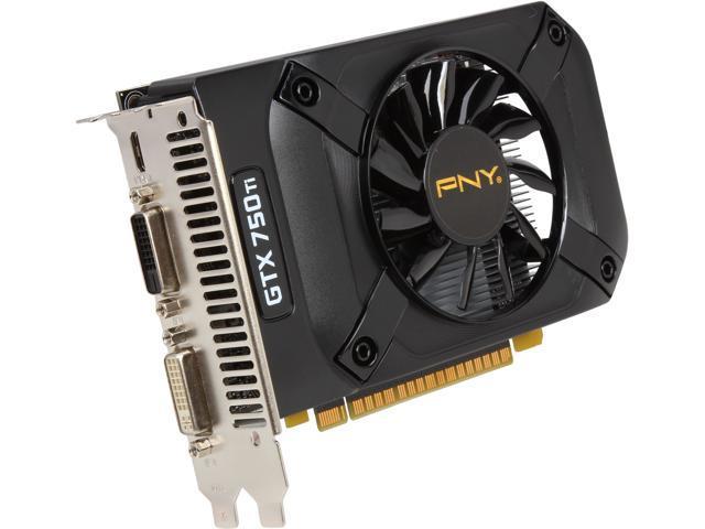 PNY GeForce GTX 750 2GB Video Card