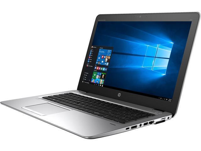 "HP EliteBook 850 G4 15.6"" Laptop Intel Core i5-7200U 8 GB DDR4 RAM 256 GB M.2 PCIe SSD Windows 10 Pro"