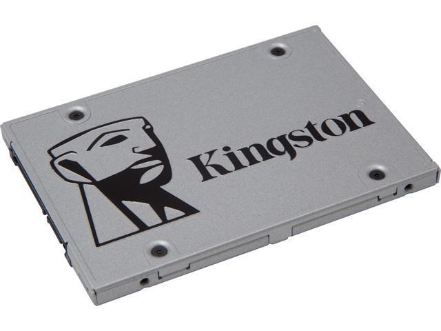 """Kingston SSDNow UV400 2.5"""" 480GB SATA III TLC Internal Solid State Drive (SSD) SUV400S37/480G"""