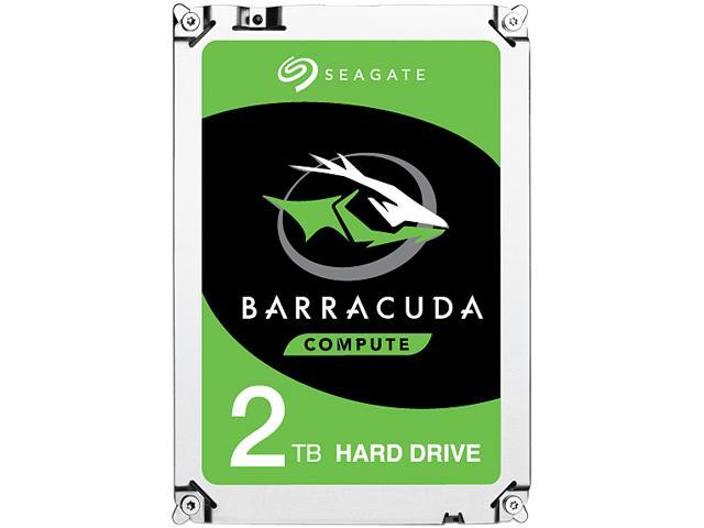 "Seagate 2TB BarraCuda 5400 RPM 128MB Cache SATA 6.0Gb/s 2.5"" Laptop Internal Hard Drive ST2000LM015 - OEM"