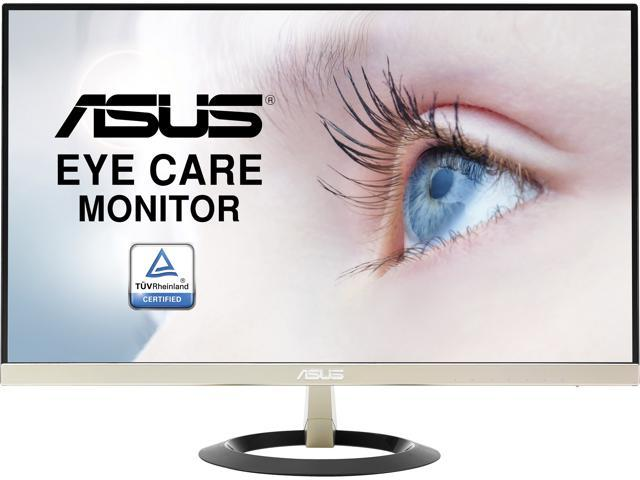 "ASUS VZ279H Frameless 27"" 5ms (GTG) IPS Widescreen LCD/LED Monitors, HDMI 1920 x 1080 Ultra-Slim Design, w/ Eye Care Feature and Flicker Free Technology, 178/178 Viewing Angle and Built-in Speakers"