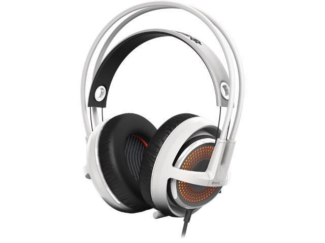 SteelSeries Siberia 350 Circumaural Headset White