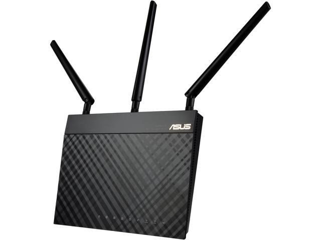 Refurbished: ASUS AC1750 Wireless Dual Band Gigabit Router - Certified Refurbished