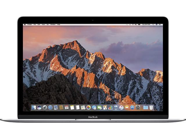 "Apple Laptop MacBook MLHA2LL/A Intel Core M3 1.10 GHz 8 GB Memory 256 GB SSD Intel HD Graphics 515 12.0"" Mac OS X v10.11 El Capitan"