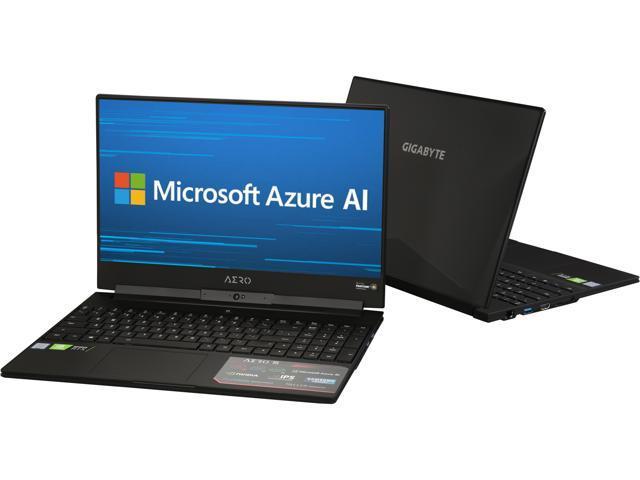 "GIGABYTE TWIN PACK AERO 15-X9-RT5 Core i7-8750H NVIDIA GeForce RTX 2070 16GB Memory  1TB Intel SSD Win10 High-End 15.6"" LG IPS 144Hz Gaming Laptop -- ONLY @ NEWEGG"