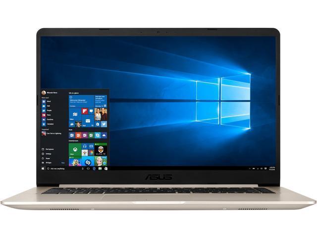 "ASUS VivoBook S510 15.6"" Full HD Thin and Portable Laptop, Intel Core i7-7500U 2.7 GHz Processor, NVIDIA GeForce 940MX 2 GB, 8 GB DDR4 RAM, 256 GB M.2 SSD + 1 TB HDD, Windows 10 Home"