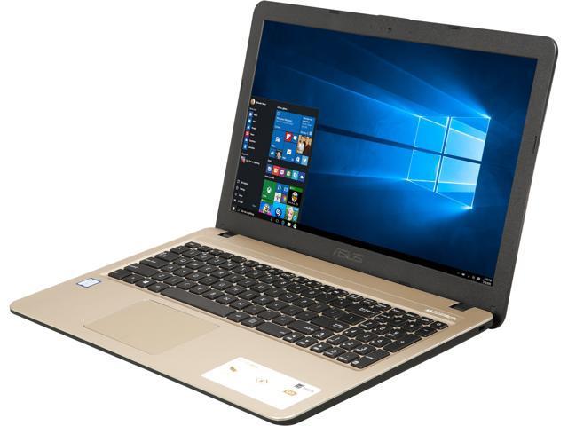 "ASUS Intel Core i3-8130U Processor, 4 GB DDR4 RAM, 1 TB FireCuda SSHD, 15.6"" FHD Display, Micro SD Card Reader Laptop X540UA-DB31"
