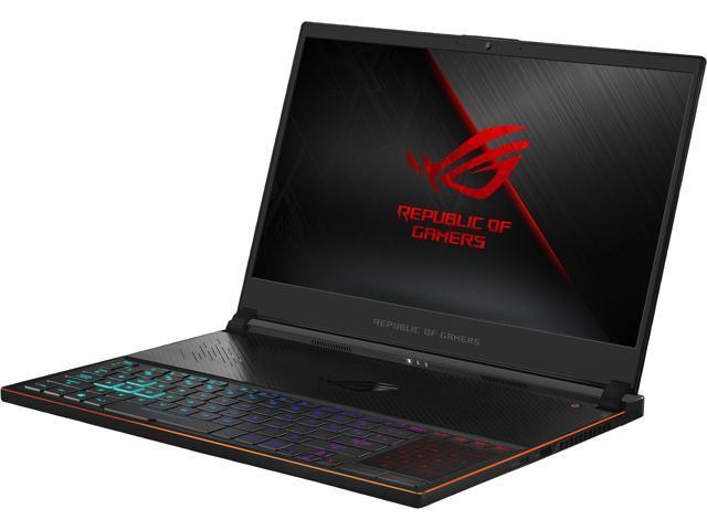 "ASUS GX531GM-DH74 15.6"" 144 Hz Intel Core i7 8th Gen 8750H (2.20 GHz) NVIDIA GeForce GTX 1060 16 GB Memory 512 GB SSD Windows 10 Home 64-bit Gaming Laptop"