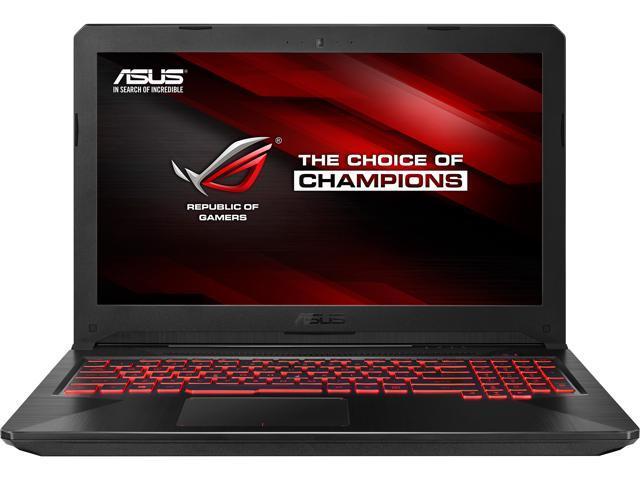 "ASUS FX504GD-NH51 15.6"" IPS GTX 1050 Intel 8th Gen i5-8300H (2.30 GHz) 8 GB Memory 256 GB SSD Windows 10 Home 64-Bit Gaming Laptop -- ONLY @ NEWEGG"