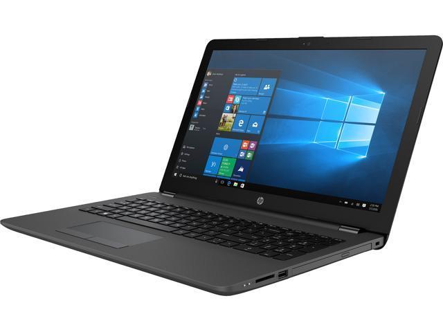 "HP Laptop 250 G6 Intel Core i5 7th Gen 7200U (2.50 GHz) 4 GB Memory 500 GB HDD Intel HD Graphics 620 15.6"" Windows 10 Pro 64-Bit"