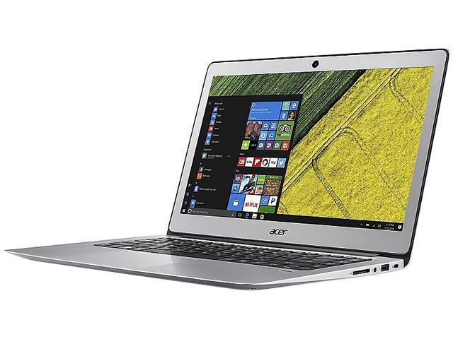 "Refurbished: Acer Laptop Swift SF314-51-57CP Intel Core i5 7th Gen 7200U (2.50 GHz) 8 GB Memory 256 GB SSD Intel HD Graphics 620 14.0"" Windows 10 Home 64-Bit (Manufacturer Recertified)"